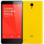 Смартфон Xiaomi Redmi Note 2GB/8GB Yellow