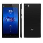 Смартфон Xiaomi Mi 3 2GB/64GB Black