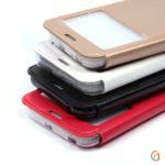 Чехол-книжка с магнитом для Xiaomi Redmi 4X (Черный)