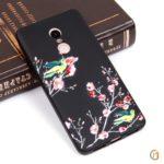 Чехол ТПУ Цветы для Xiaomi Redmi Note 4/4X