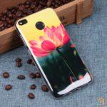 Чехол ТПУ Цветы для Xiaomi Redmi 4X, арт.010214