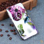 Чехол ТПУ Цветы для Xiaomi Redmi 4X