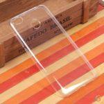 Силиконовый чехол для Xiaomi Redmi 4X, (Прозрачный)