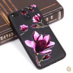 Чехол ТПУ Цветы для Xiaomi Redmi 4Х