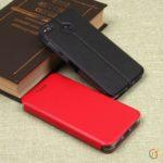 Чехол-книжка для Xiaomi Redmi 4X, арт.002017 (Красный)