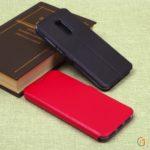 Чехол-книжка для Xiaomi Redmi 5 Plus, арт.002017 (Красный)