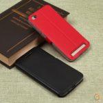 Чехол-книжка для Xiaomi Redmi 5А, арт.002017 (Белый)
