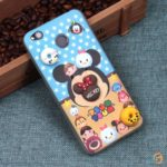 Чехол ТПУ «Мультфильмы» для Xiaomi Redmi 4X, арт.010224