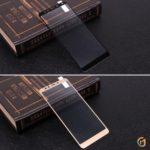 Защитное стекло для Xiaomi Redmi 5 на полный экран, арт.009288 (Золотой)