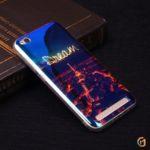 Панель ТПУ Blue Shine для Xiaomi Redmi 5А, арт.010435