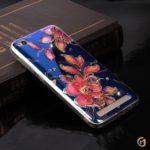 Панель ТПУ Blue Shine со стразами для Xiaomi Redmi 5А, арт.010443-1