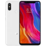 Смартфон Xiaomi Mi 8 6GB/128GB White