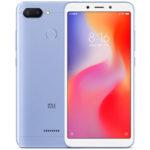 Смартфон Xiaomi Redmi 6 4GB/64GB Blue
