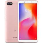 Смартфон Xiaomi Redmi 6A 2GB/16GB Pink