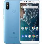 Смартфон Xiaomi Mi A2 6GB/128GB Blue