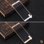 Защитное стекло для Xiaomi Redmi 6/6A на полный экран, арт.009288 (Белый)