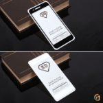 Защитное стекло Full Glue для Xiaomi Mi 5X / Xiaomi Mi A1 на полный экран, арт.010630 (Черный)