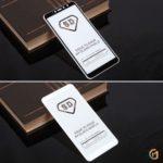 Защитное стекло Full Glue для Xiaomi Redmi S2 на полный экран, арт.010630 (Белый)