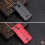 Чехол-книжка для Xiaomi Redmi 6, арт.002017 (Красный)