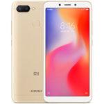 Смартфон Xiaomi Redmi 6 3GB/64GB Gold