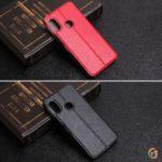 Чехол-книжка для Xiaomi Redmi 6 Pro / Xiaomi Mi A2 Lite, арт.002017 (Красный)