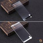 Защитное стекло для Xiaomi Mi Max 3 на полный экран, арт.009288 (Белый)