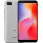 Смартфон Xiaomi Redmi 6 3GB/64GB Silver