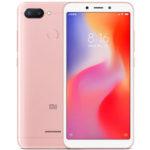 Смартфон Xiaomi Redmi 6 3GB/64GB Pink