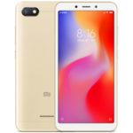 Смартфон Xiaomi Redmi 6A 3GB/32GB Gold