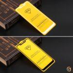 Защитное стекло Full Glue для Xiaomi Redmi Note 6 Pro на полный экран, арт.010630 (Черный)