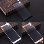 Защитное стекло для Xiaomi Redmi 5 Plus на полный экран, арт.009288 (Золотой)