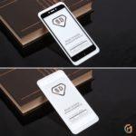 Защитное стекло Full Glue для Xiaomi Redmi 4X на полный экран, арт.010630 (Белый)
