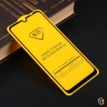 Защитное стекло Full Glue для Xiaomi Redmi Note 7 на полный экран, арт.010630 (Черный)