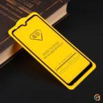 Защитное стекло Full Glue для Xiaomi Mi Play на полный экран, арт.010630 (Черный)