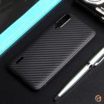 Чехол ТПУ карбон для Xiaomi Mi A3 / Mi CC9e, арт.011068 (Черный)