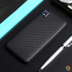 Чехол ТПУ карбон для Xiaomi Redmi 7A, арт.011068 (Черный)