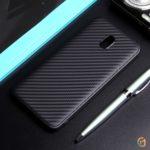 Чехол ТПУ карбон для Xiaomi Redmi 8A, арт.011068