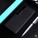 Чехол ТПУ карбон для Xiaomi Mi Note 10/10 Pro, арт.011068 (Черный)