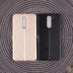 Чехол-книжка для Xiaomi Redmi 8, арт.002017 (Золотой)