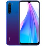 Смартфон Xiaomi Redmi Note 8T 4GB/128GB Blue