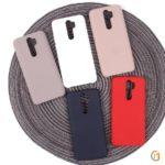Панель Soft Touch для Xiaomi Redmi Note 8 Pro, арт.007001 (Черный)