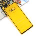 Защитное стекло Full Glue для Xiaomi Redmi Note 9 Pro в технической упаковке, арт.011791 (Черный)