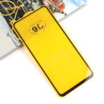 Защитное стекло Full Glue для Xiaomi Redmi Note 9 в технической упаковке, арт.011791 (Черный)