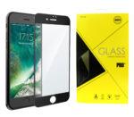 Защитное стекло 5D UNIPHA Xiaomi Redmi Note 9 с полной проклейкой, черное