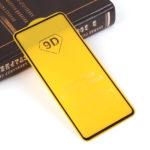 Защитное стекло Full Glue для Xiaomi Poco F2 Pro на полный экран, арт.010630 (Черный)