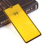 Защитное стекло Full Glue для Xiaomi Redmi 9A на полный экран, арт.010630 (Черный)