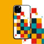 Чехол ТПУ Florme Геометрия для Xiaomi Redmi 9, арт.011754