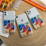 Силиконовый чехол Акварель для Xiaomi Redmi 7A, арт. 011727