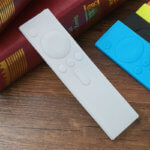 Чехол для пульта для Xiaomi Mi Box (Белый)