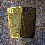 Чехол для Xiaomi Redmi 9C, арт.012461 (Желтый)